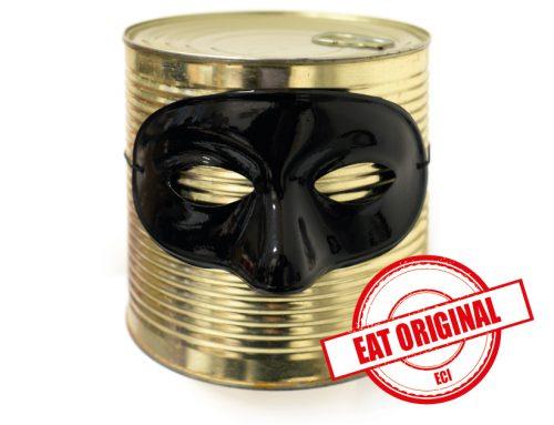 EAT ORIGINAL, INIZIATIVA PER UN' ETICHETTA TRASPARENTE
